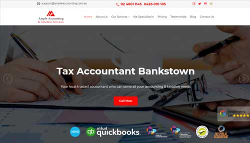 Ample Accounting & Taxations Services