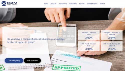 R2M Home Loans