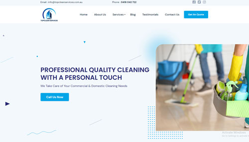 Top Clean Services